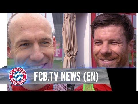 FC Bayern begin final dash in Bundesliga vs. Bremen