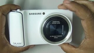 Samsung Galaxy Camera EK-GC100 Review: Complete In-depth Hands-on full HD