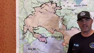 Nov 7 Morning Briefing Cameron Peak Fire And Thompson Zone Of East Troublesome Fire