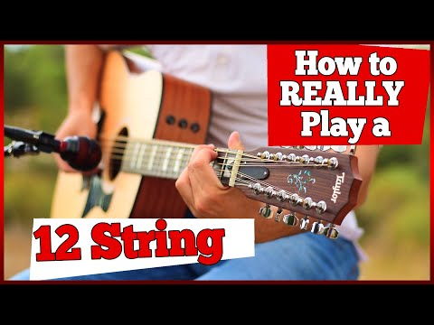 12 Principles of Playing a 12STRING