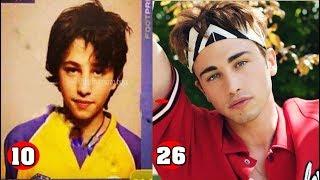 Amici | Riki Da 1 a 26 anni !
