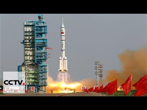 60 years of China aerospace development