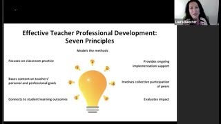 AE Live 3.2: Designing and Leading Professional Development for Teachers