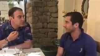 Гарик Мартиросян и Генрих Мхитарян/ спорят с женой и Гарика о кубке Лиги Европы/ Happy Baby