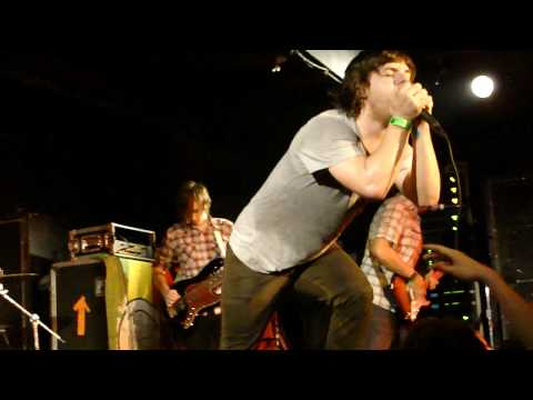 Dance Gavin Dance - Uneasy Hearts Weigh The Most LIVE at Emos in Austin Texas! HD