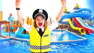 Gambar cover BIGGY POLICEMAN HOLIDAY Pretend Play w/ The Norris Nuts