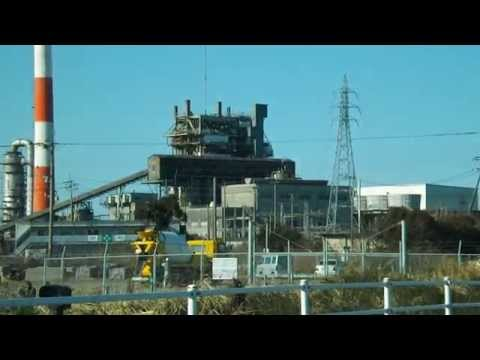 Thermal power plant for industry(Japan)