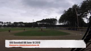 10U Baseball Tournament