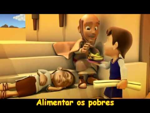 Crianças Diante do Trono   Servir    DVD 'Samuel, o menino que ouviu Deus'
