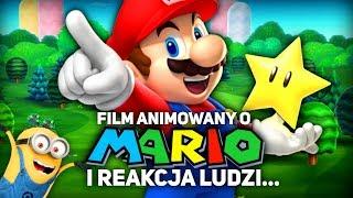 FILM ANIMOWANY o MARIO - JAK LUDZIE ZAREAGOWALI...