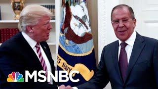 Axios: President Donald Trump Repeatedly Pressured Sessions On Mueller Probe | Hardball | MSNBC