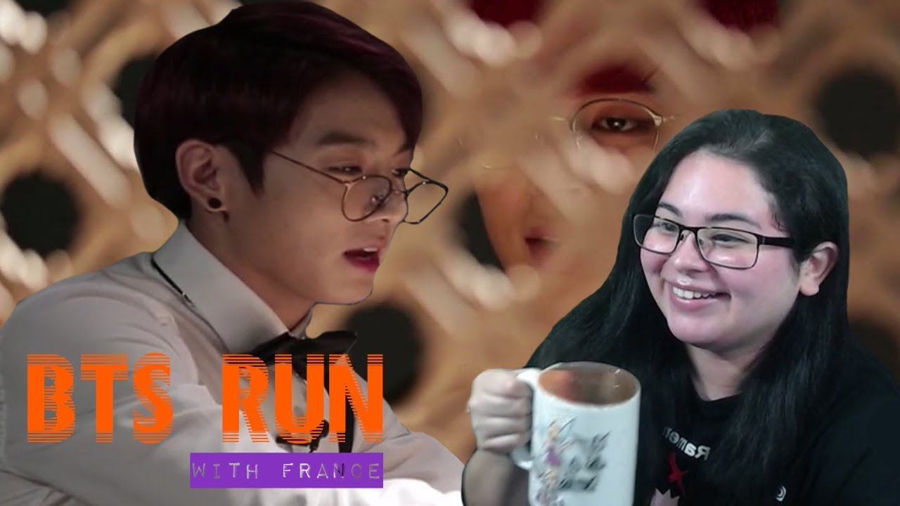 BTS RUN EP 6 PART ONE REACTION - YouTube