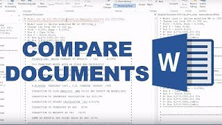 [992.18 KB] How to compare two documents in Word