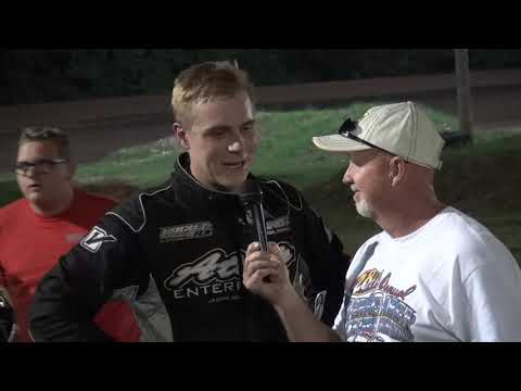 Springfield Raceway Comp Cas SupeDirt Series A Main