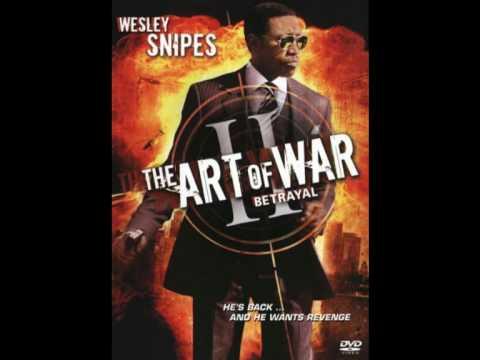 The Art of War 2: Betrayal Music Theme - Sudden Death -