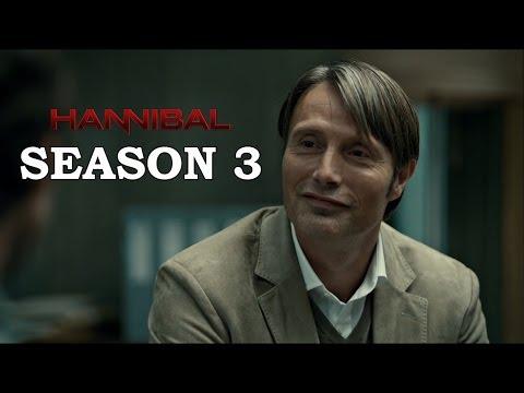 Hannibal - RENEWED for Season 3