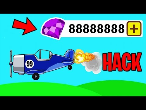 MERGE PLANE HACK! LEVEL 50 PLANE UNLOCKED! ALL PLANES IN MERGE PLANE!