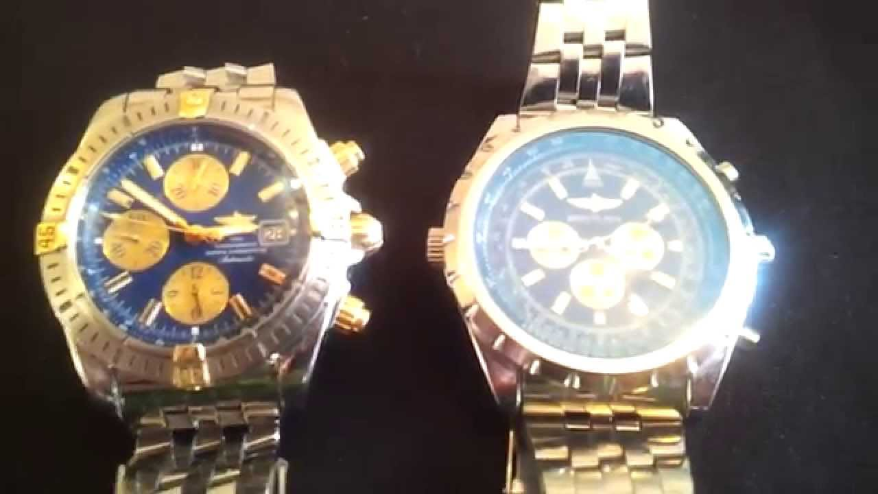 Discussion on this topic: How to Spot a Fake Breitling, how-to-spot-a-fake-breitling/