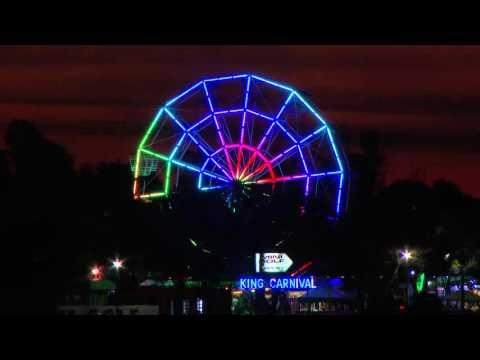 Mandurah Ferris Wheel King Carnival