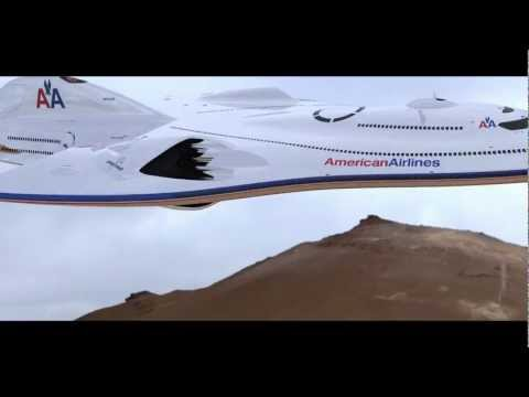Boeing 949 Commercial Airliner Concept