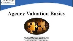 Insurance Agency Valuation Basics