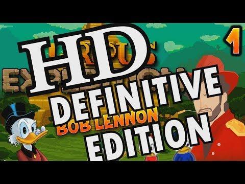 CSOUPI DEFINITIVE EDITION !!! -Curious Expedition- Ep.1(720p) avec Bob Lennon
