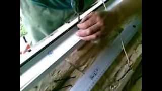 Установка окон ПВХ в частном доме(Пластиковые окна ооо
