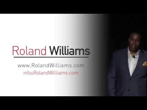 Roland Williams | NFL Super Bowl Champion | Teamwork & Performance Expert