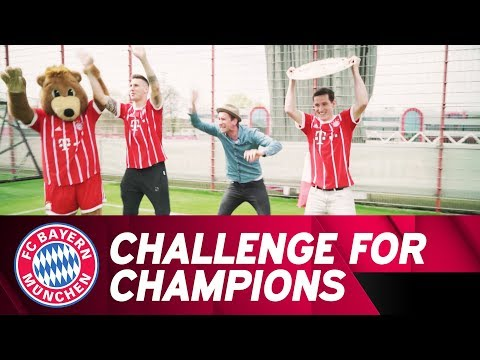 Harry G X Niklas Süle & Sebastian Rudy | A Challenge for Champions