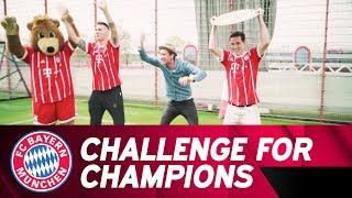 Harry g x niklas süle & sebastian rudy | a challenge for champions