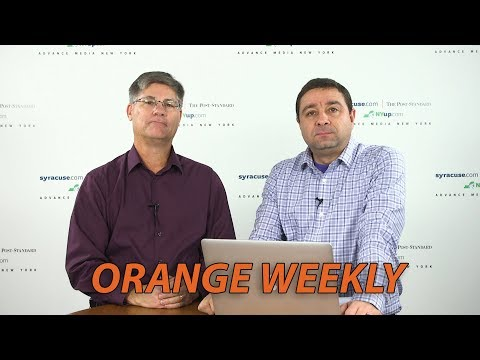 Orange Weekly: SU-Louisville preview, Men's basketball opens with a win (video)