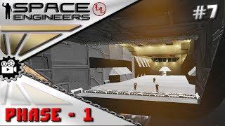 Space Engineers Сериал - Phase -1- Цена спасения! #7
