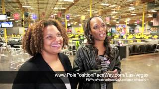98.5 KLUC Speed Dating at Pole Position Raceway Testimonials pt. 7 | Group Events in Las Vegas