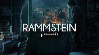 Rammstein - B******** (Lyrics/Sub Español)