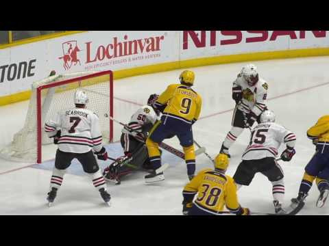 Chicago Blackhawks vs Nashville Predators | NHL | 04-MAR-2017