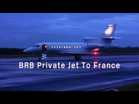 BRB Private Jet To France