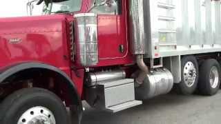 2008 Peterbilt 388 Tri Axle Dump Truck #62450