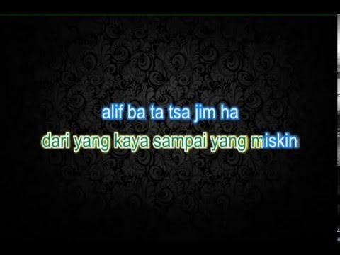 wali abatasa (karaoke version)