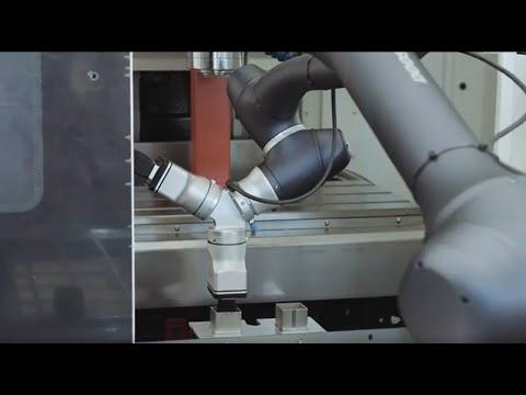 Asservimento macchina utensile con cobot Doosan Robotics perchè?