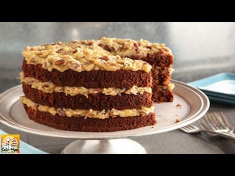Original BAKER'S GERMAN'S Sweet Chocolate Cake