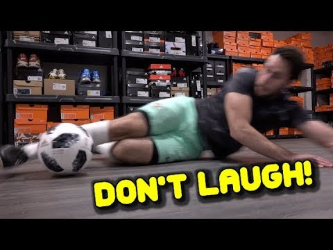 FUNNY SOCCER CLEATS MEME COMPILATION 1  Try Not To Laugh Challenge! YLYL