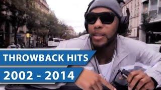 THROWBACK SONGS (NOVEMBER 2002 - 2014) - Kwabs, Flo Rida und Missy Elliott