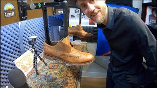 ASMR Shoe Shine Master | How t…