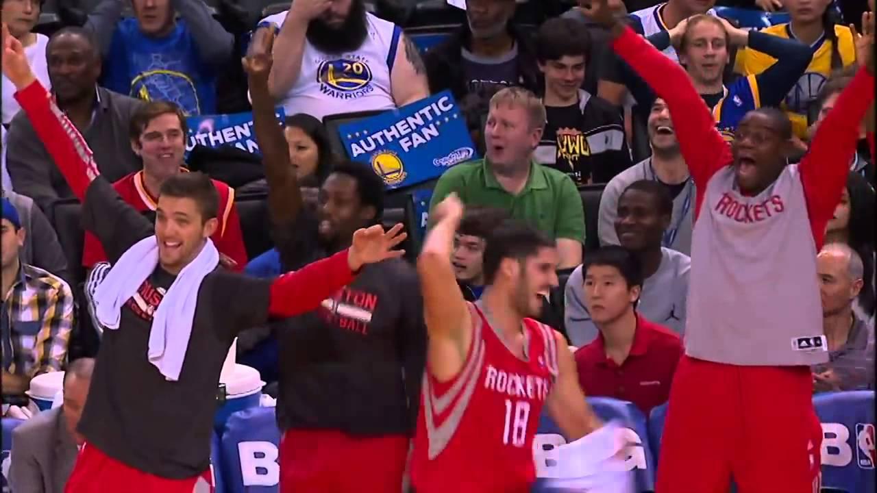 Best NBA Bench Reactions - YouTube