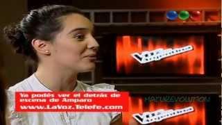 La voz Argentina / Amparo Ringler - Paisaje (sonido de alta calidad)