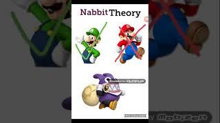 Nabbit Theory: why nabbit likes Luigi and not Mario
