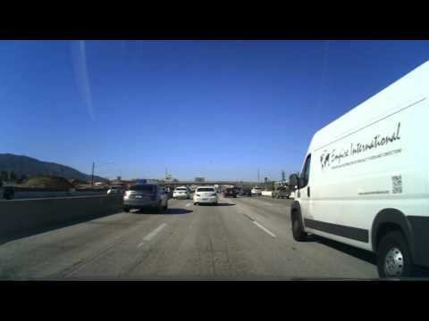 California Life - Drive Video - Riverside, CA to San Juan Capistrano, CA