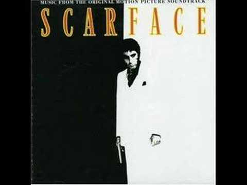 Tony's Theme Scarface  Giorgio Moroder