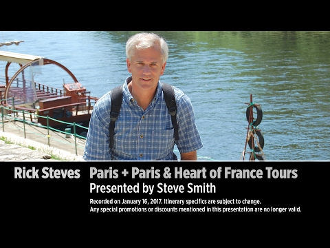Test Drive a Tour Guide: Paris & the Heart of France