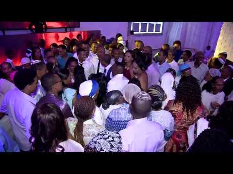 ethiopian best  -wedding    2015-gonder -israel